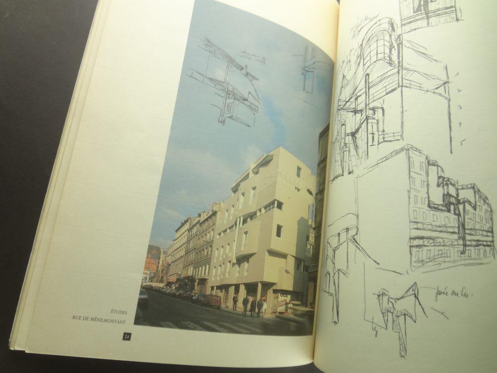 Henri Gaudin Au 44, rue de Menilmontant: 36 appartements dans Paris4