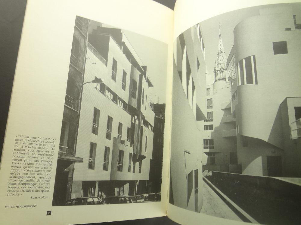 Henri Gaudin Au 44, rue de Menilmontant: 36 appartements dans Paris6