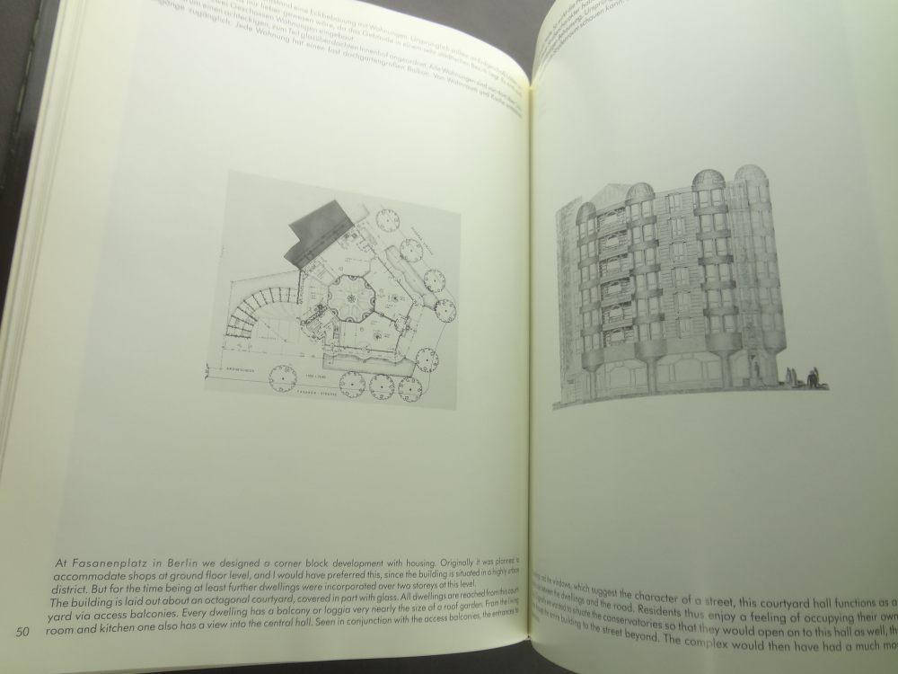 Gottfried Bohm: Lectures, buildings, projects / Vortrage, bauten, projekte1