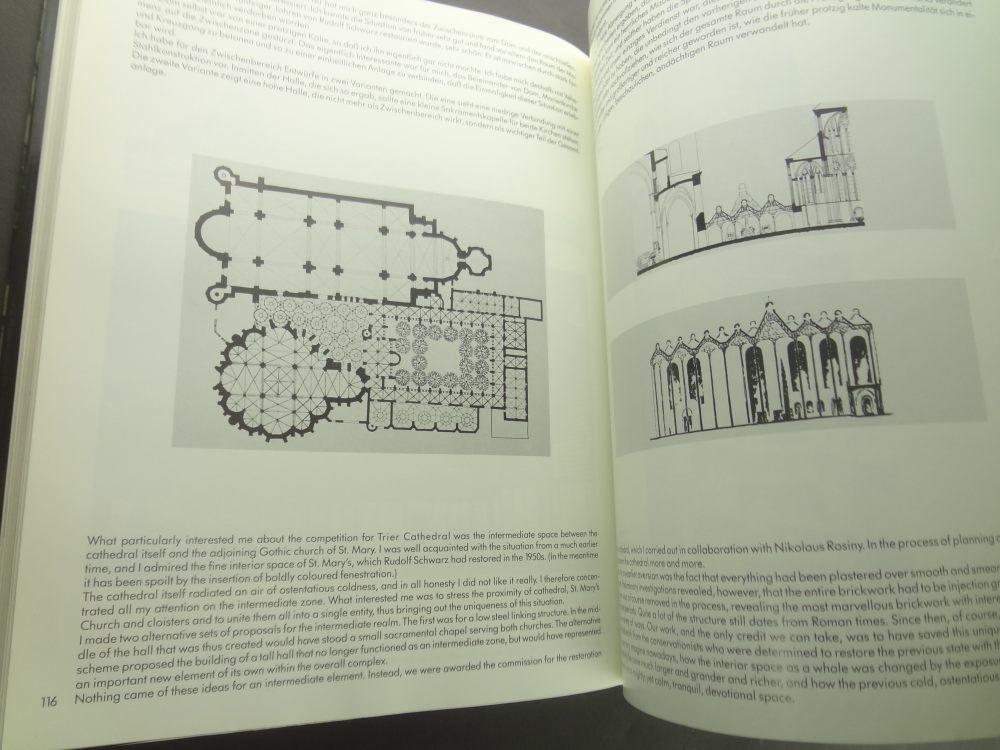 Gottfried Bohm: Lectures, buildings, projects / Vortrage, bauten, projekte5