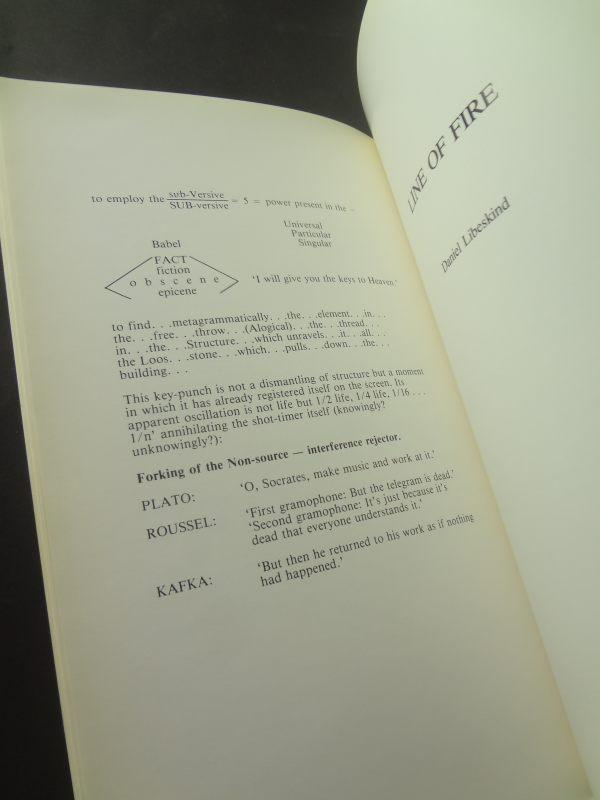 Daniel Libeskind: Line of Fire6