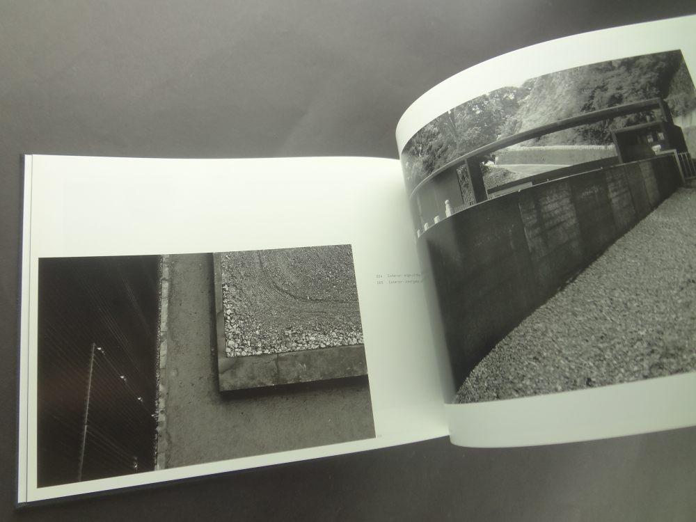 PORTRAIT IN ARCHITECTURE: Photography and Drawings by Ryoji Suzuki, Case of Experience in Material No. 47 Project Konpira1