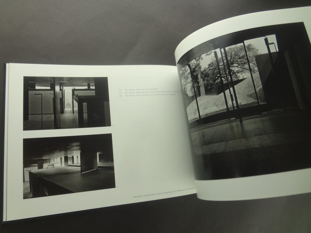PORTRAIT IN ARCHITECTURE: Photography and Drawings by Ryoji Suzuki, Case of Experience in Material No. 47 Project Konpira2