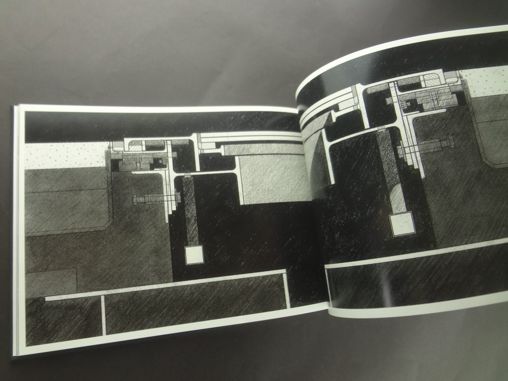 PORTRAIT IN ARCHITECTURE: Photography and Drawings by Ryoji Suzuki, Case of Experience in Material No. 47 Project Konpira3