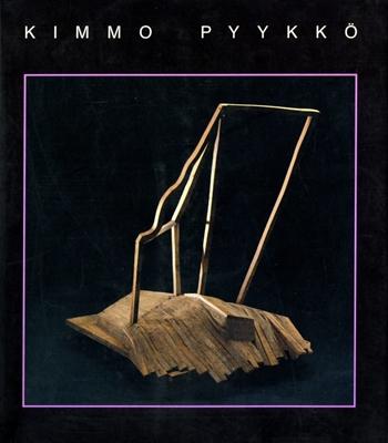 キンモ・ピューッコ彫刻展図録