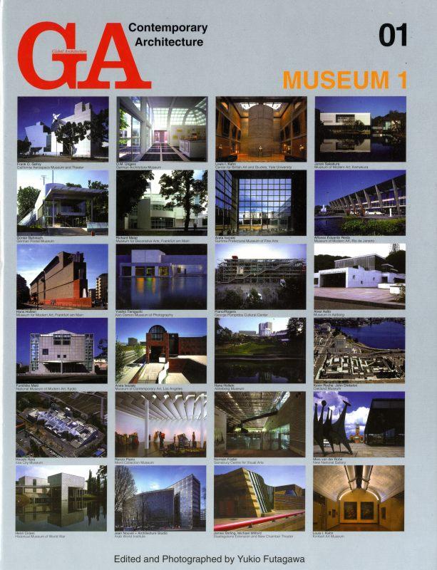 GA現代建築シリーズ / GA Contemporary Architecture