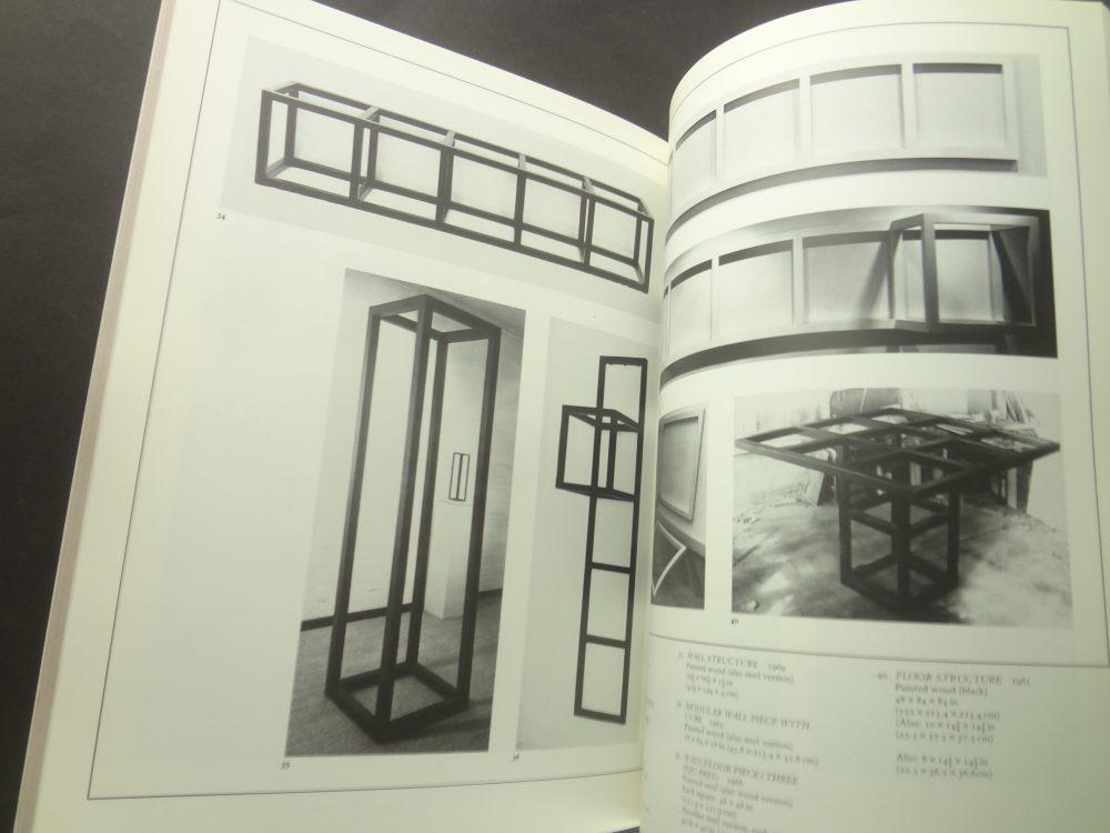 Sol LeWitt Structures 1962-19932