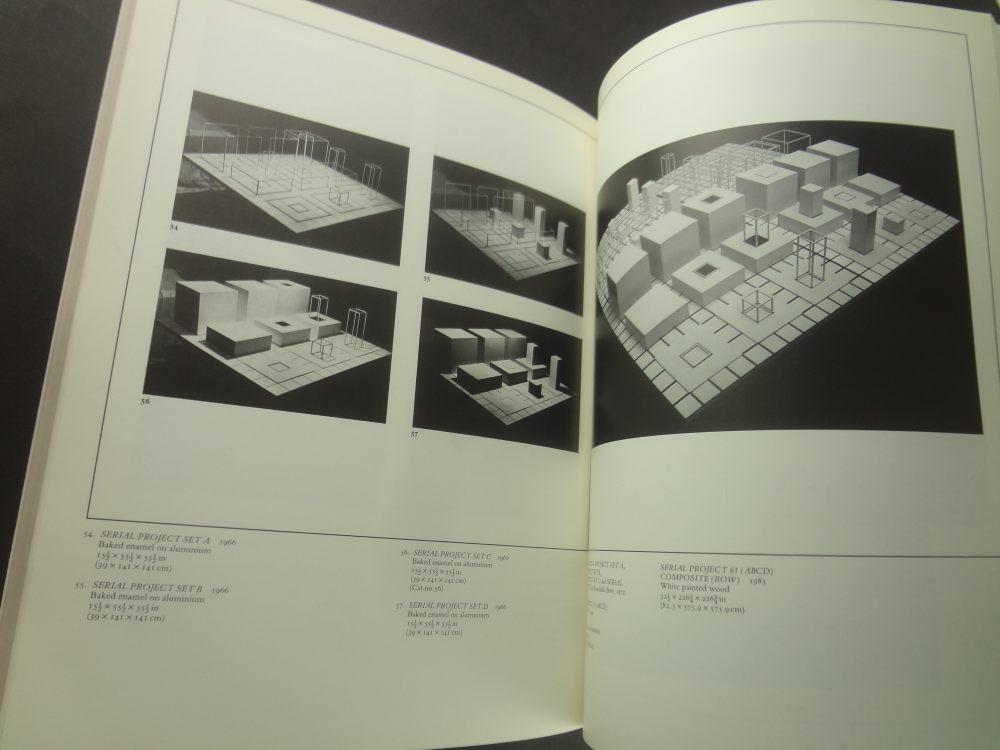 Sol LeWitt Structures 1962-19933