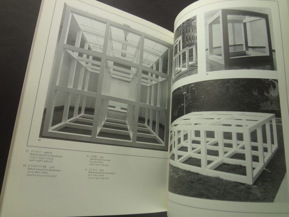 Sol LeWitt Structures 1962-19934