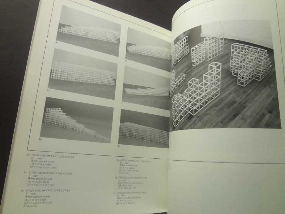 Sol LeWitt Structures 1962-19935