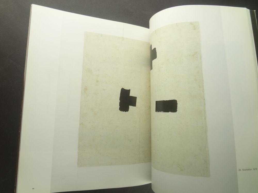 Catalogue of the Exhibition of Eduardo Chillida4