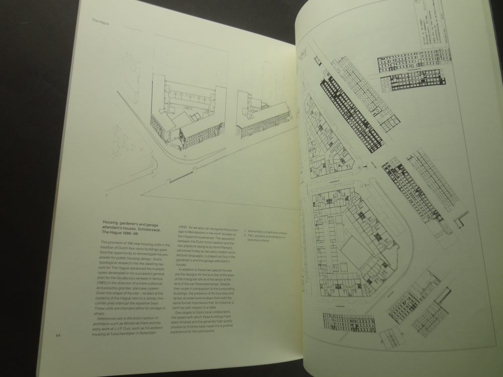 Alvaro Siza: Figures and Configurations, Buildings and Projects 1986-19886