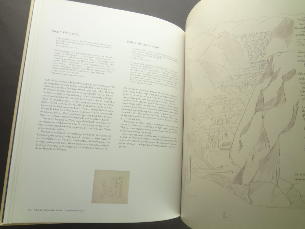 Bruno Taut: Alpine Architektur. Eine Utopie / A Utopia2