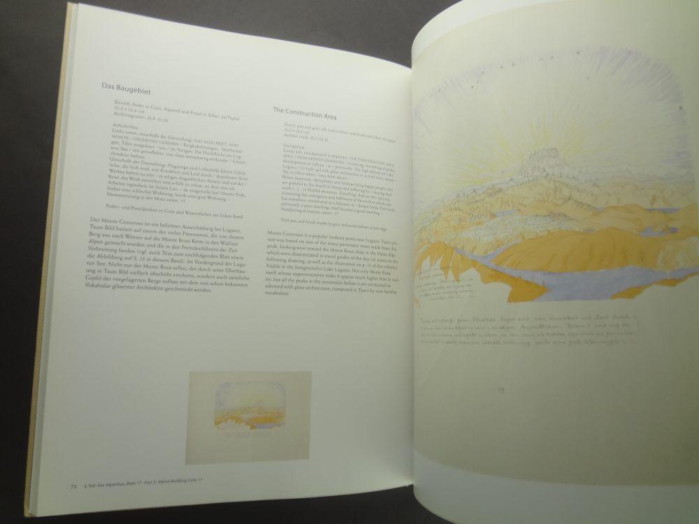 Bruno Taut: Alpine Architektur. Eine Utopie / A Utopia4