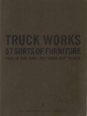 TRUCK WORKS 3 57 SORTS OF FURNITURE