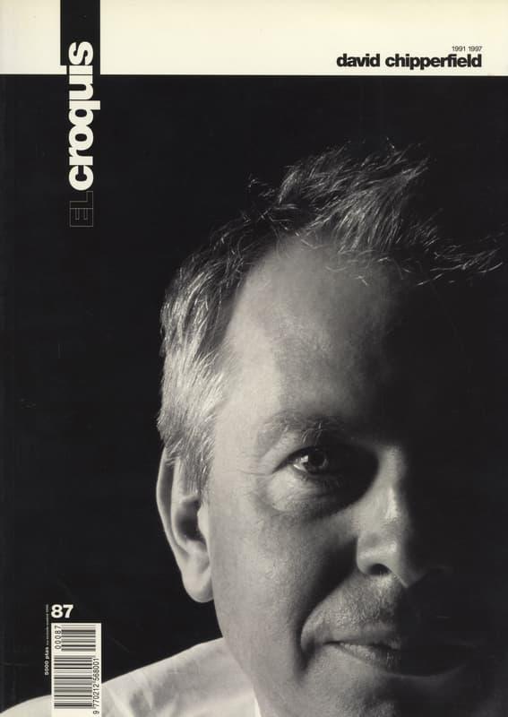 El croquis N. 87: David Chipperfield 1991 1997