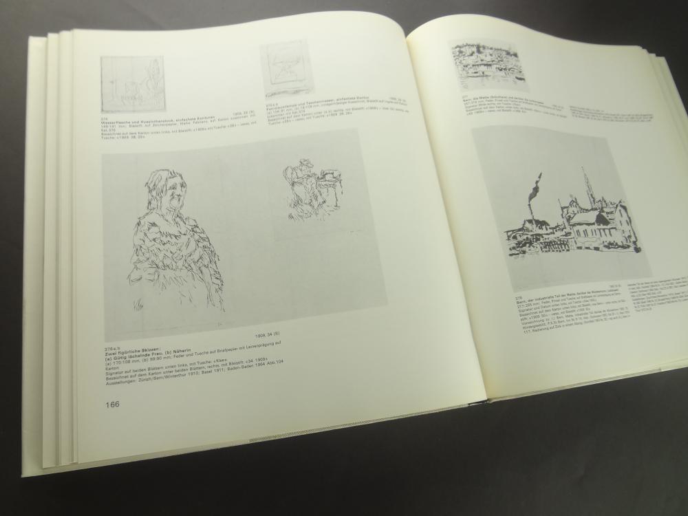 Sammlungskataloge des Berner Kunstmuseums: Paul Klee 全4巻1
