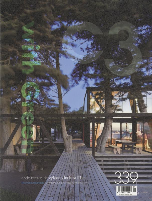 C3 Magazine No. 339: With Green / Architecten de Vylder Vinck Taillieu