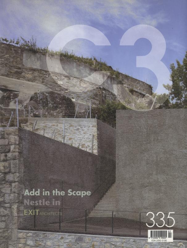 C3 Magazine No. 335: Add in the Scape / Nestle in / EXIT