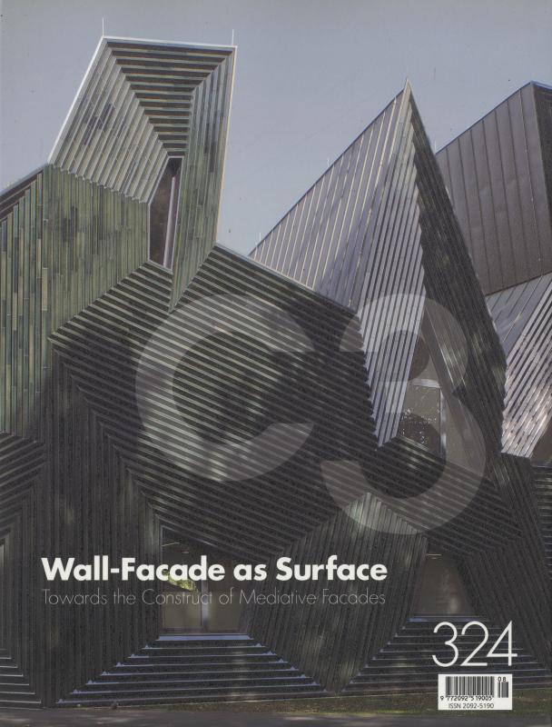 C3 Magazine No. 324: Wall-Facade as Surface