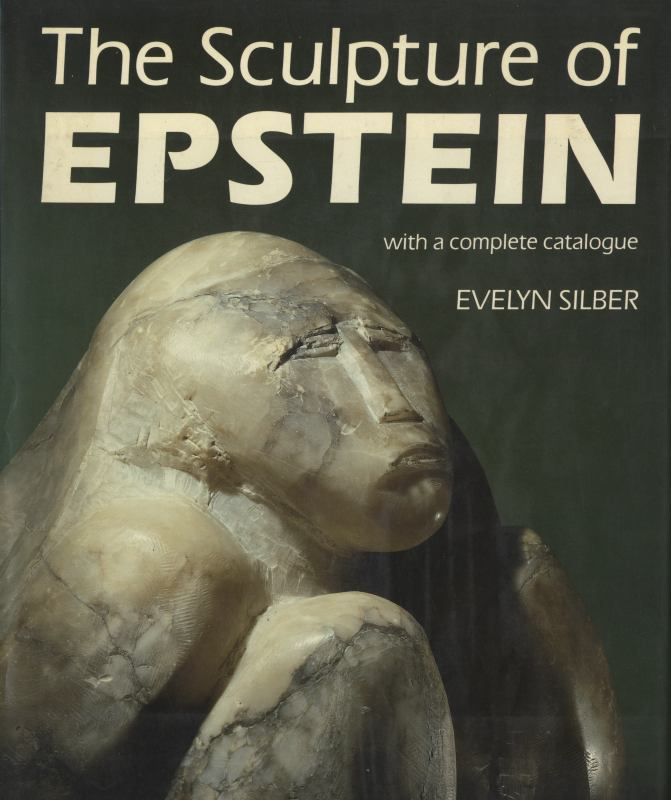 The Sculpture of EPSTEIN, with a complete catalogue