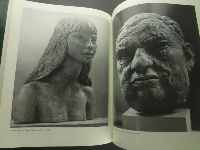 The Sculpture of EPSTEIN, with a complete catalogue3