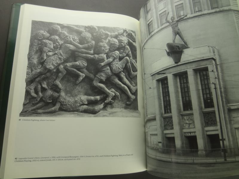 The Sculpture of EPSTEIN, with a complete catalogue4