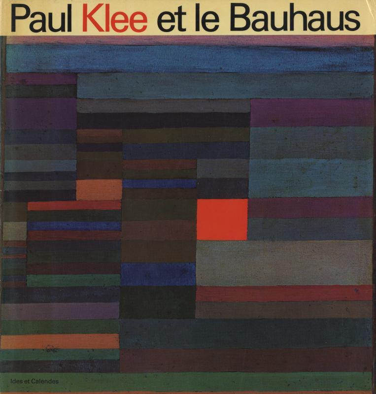 Paul Klee et le Bauhaus