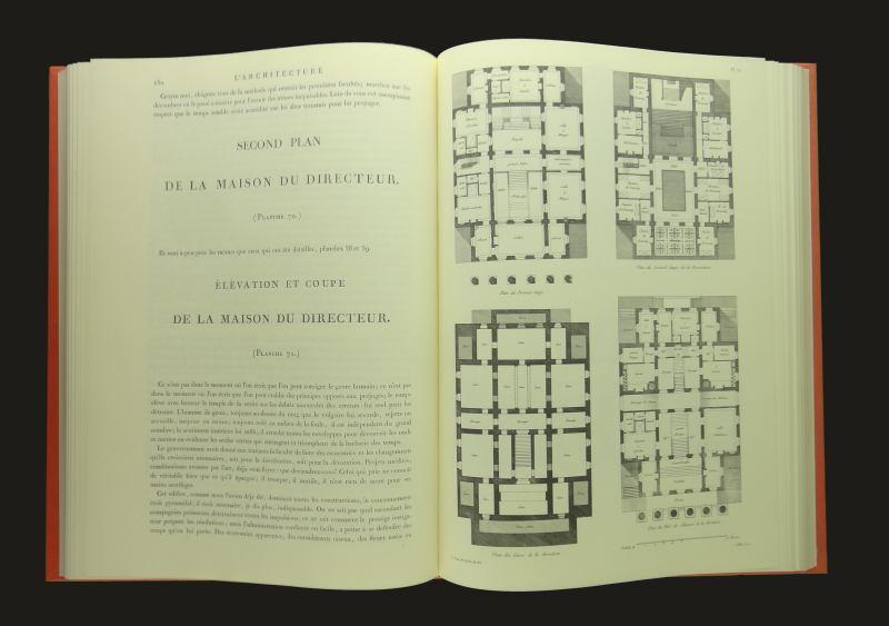 L'Architecture consideree sous le rapport de l'art, des oeurs et de la legislation (芸術、習慣、立法との関係から考察された建築)3