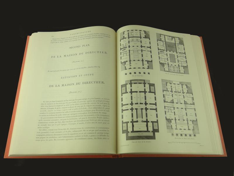 L'Architecture consideree sous le rapport de l'art, des oeurs et de la legislation (芸術、習慣、立法との関係から考察された建築)4