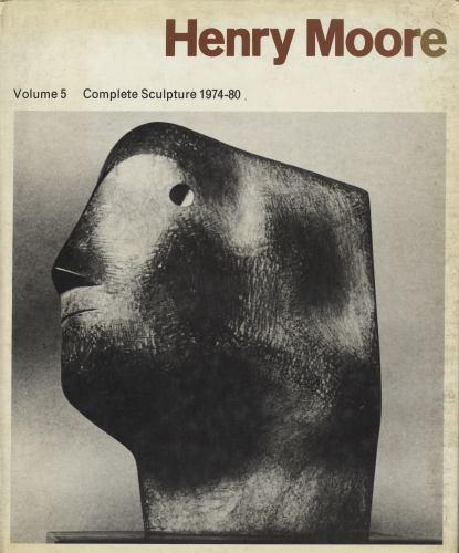 Henry Moore Complete Sculpture 6vols. 全6巻セット