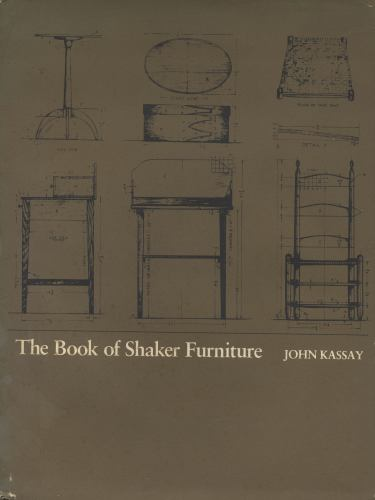 The Book of Shaker Furniture