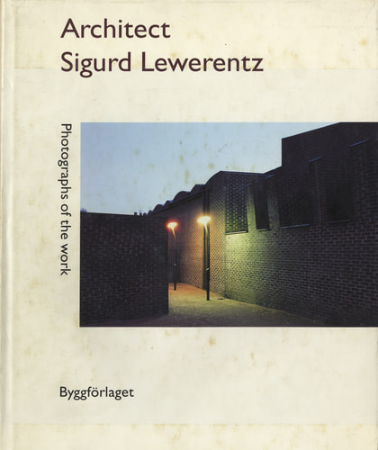 Architect Sigurd Lewerentz