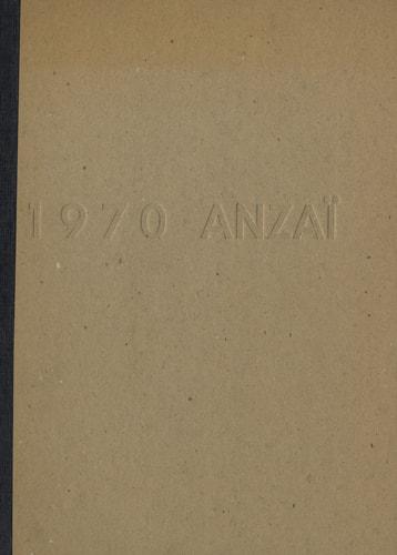 1970 ANZAI Photo Collage