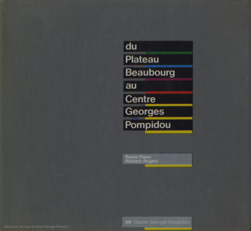 Du Plateau Beaubourg au Centre Georges Pompidou