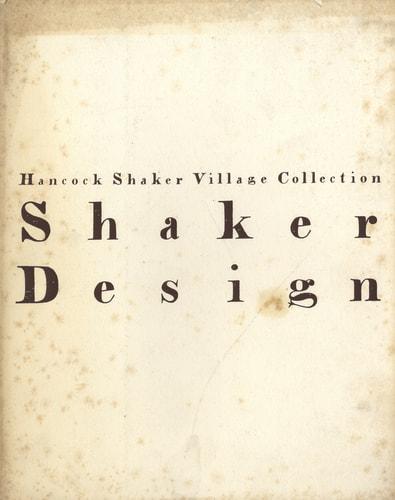 シェーカー・デザイン ハンコック・シェーカー・ヴィレッジ所蔵作品展: 祈り・労働・生活の美,19世紀アメリカにシェーカー教徒たちの残したもの