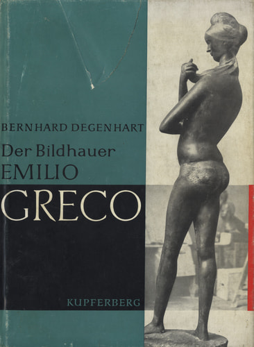 Der Bildhauser Emilio Greco