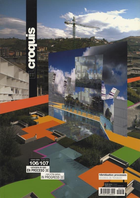 El croquis N. 106/107 In Progress 2 Turn of the Century