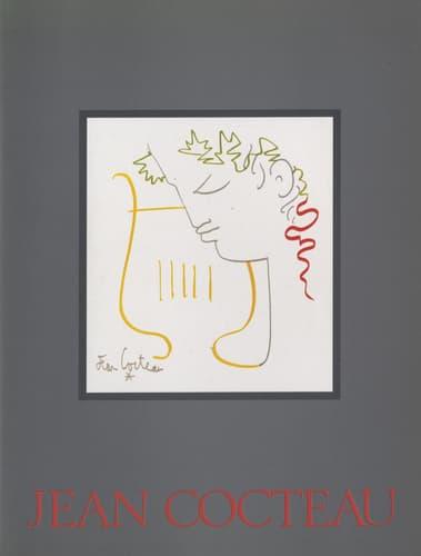 ジャン・コクトー展カタログ 1993