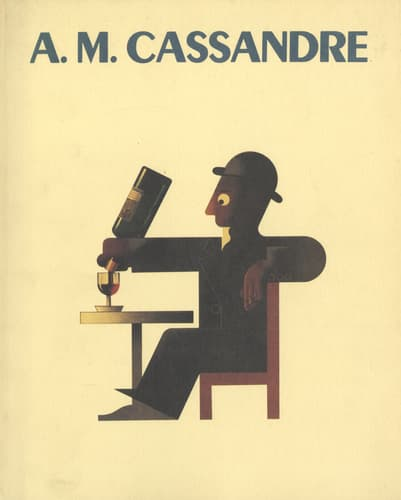 カッサンドル展 ポスター英雄時代の巨匠